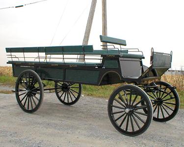 16 Passenger Wagonette Gainesville Virginia