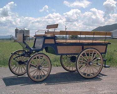 8 Passenger Wagonette haymarket Virginia