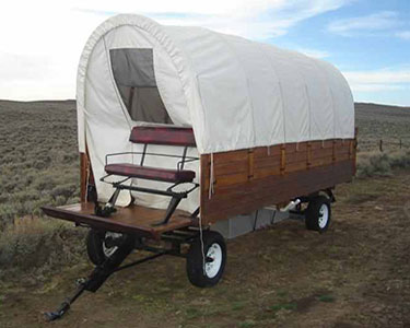 Covered Wagon Rental Northern Virginia