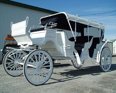 Limousine Horse Drawn Carriage Fairfax Virginia